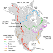 NorthAmerica WaterDivides