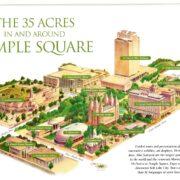Temple Square Map